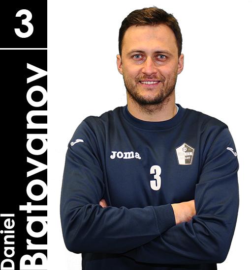 Daniel Bratovanov