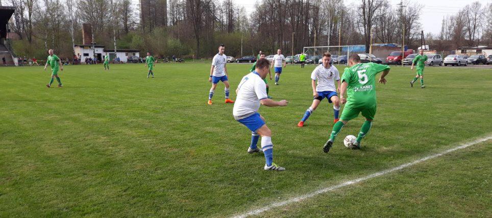 Slovan vybojoval 3 body na Fučíku Orlová