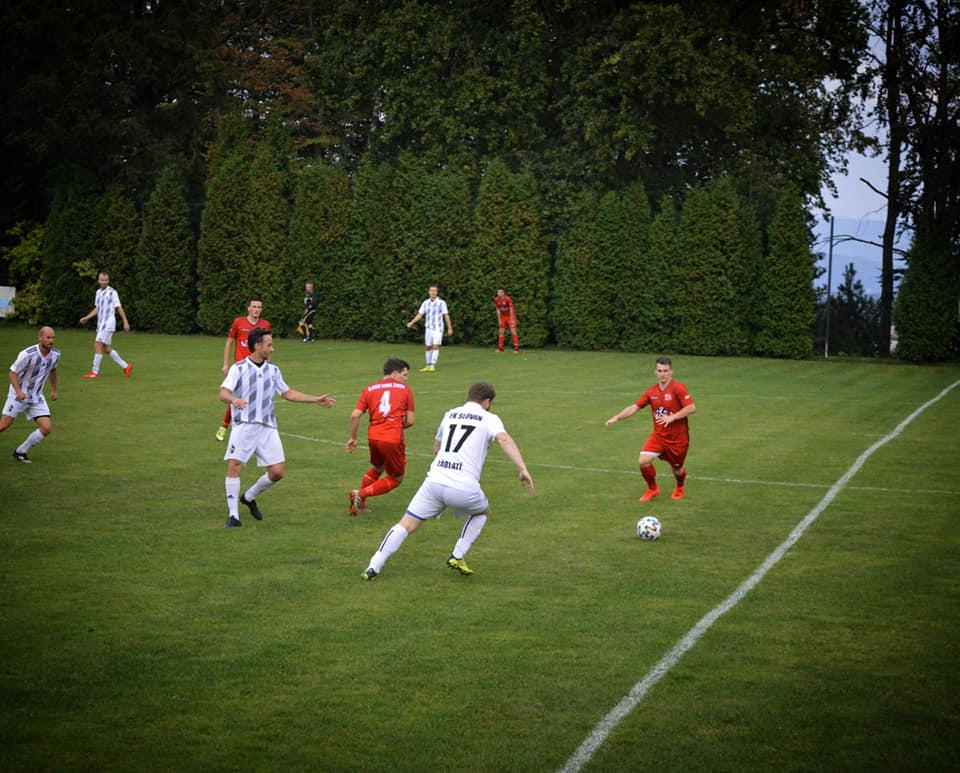Slovan v Žukově ztratil vedení, po penaltách je ale ve finále poháru