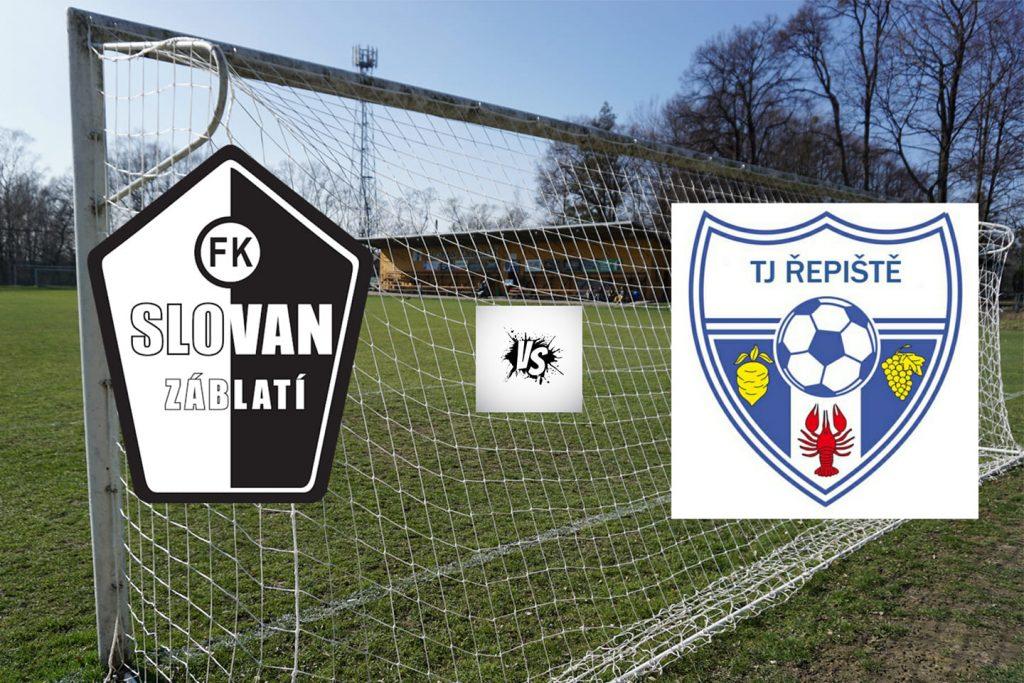 Preview: FK Slovan Záblatí vs. TJ Řepiště
