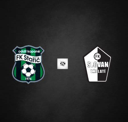 Preview: FK Staříč vs. FK Slovan Záblatí