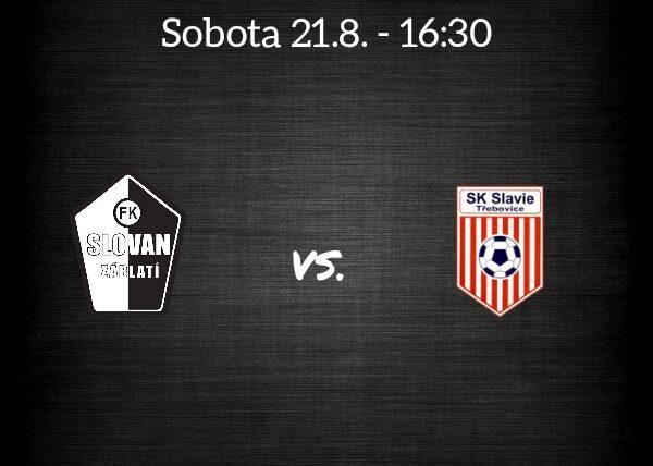 Preview: FK Slovan Záblatí vs. SK Slavie Třebovice